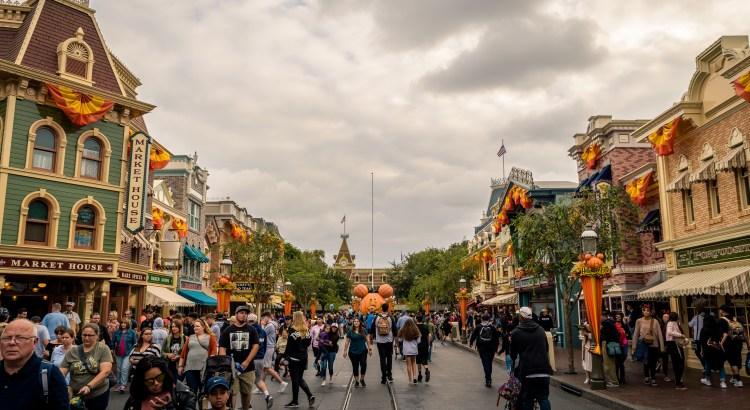 Halloween Main Street