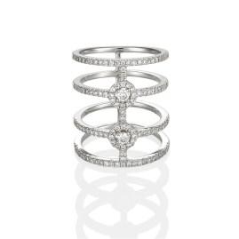 NHJC Latice Diamond Ring