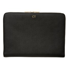 TDE Leather Laptop Sleeve
