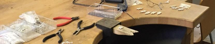 make silver jewellery in sheffield