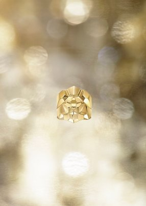 Lion Arty ring