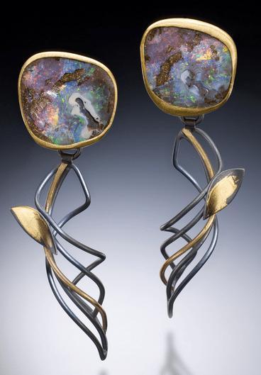 Opal-Swirl-earrings-by-Judith-Neugebauer