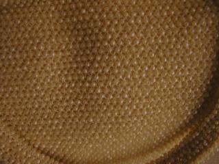 Close up bead detail