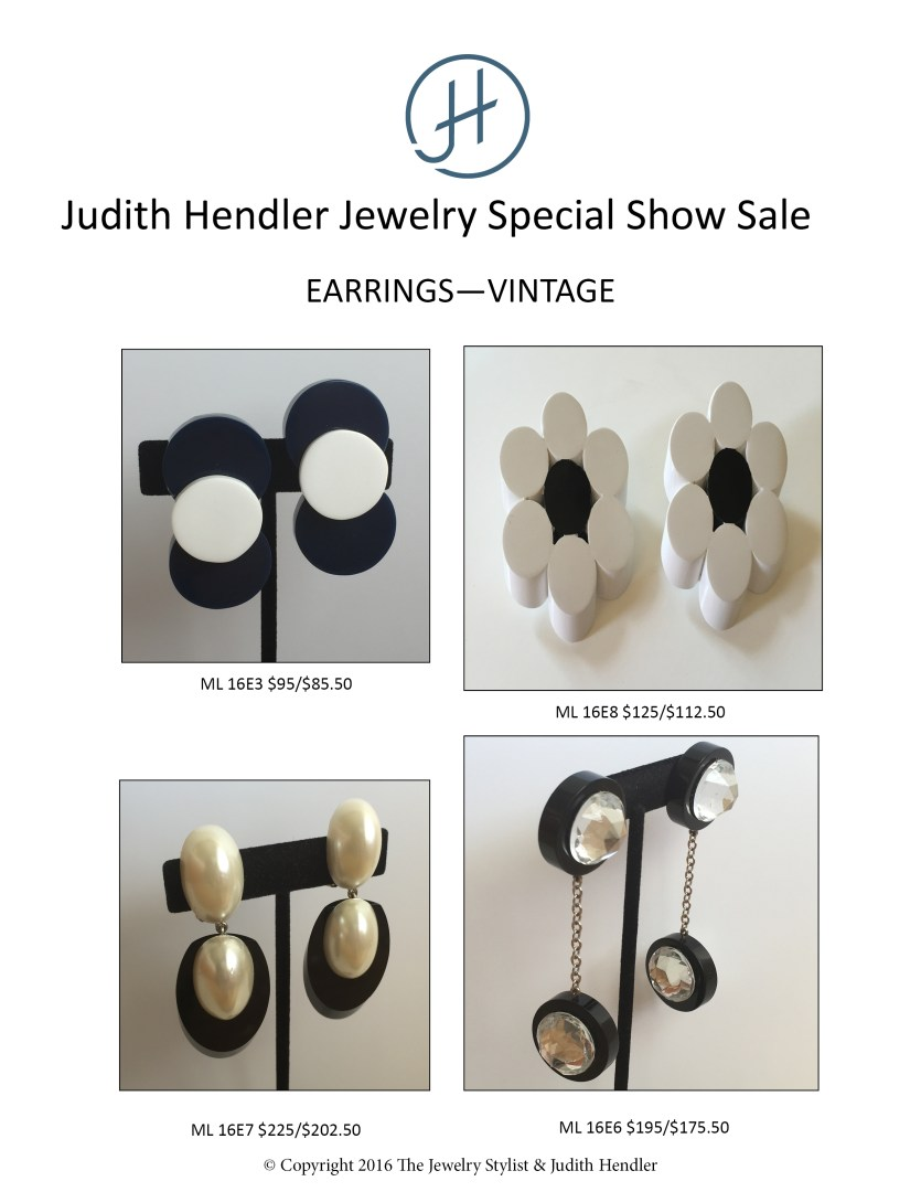 Judith Hendler Jewelry CJCI 2016 Show Special