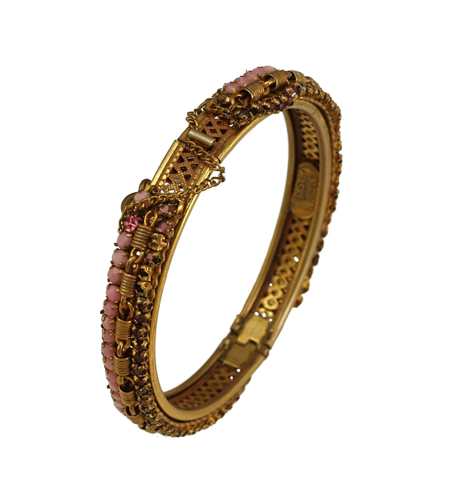 What Are Rhinestone Hinged Rings For