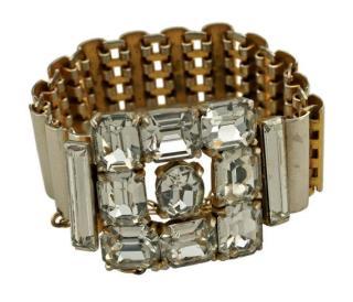 Rare 1940s Eisenberg Bracelet