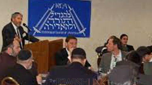 Rca And Chief Rabbinate Of Israel Enter Historic Agreement Regarding