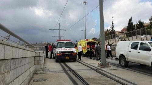Stabbing Attack in Pisgat Zeev 10.11.15