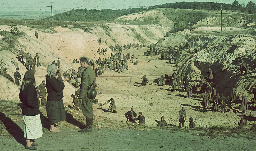 New Center Sheds Light on Previously Unknown Details of Holocaust's Babyn Yar Massacre