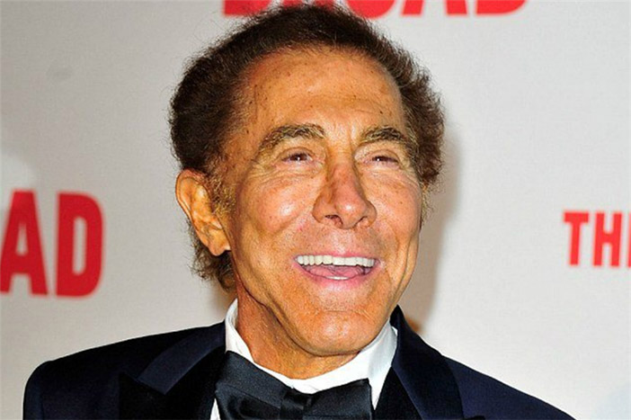 Image result for Steve Wynn