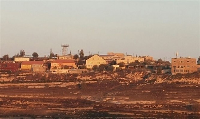 Solidarity Visit with Netiv Ha'avot Evacuees - The Jewish Voice