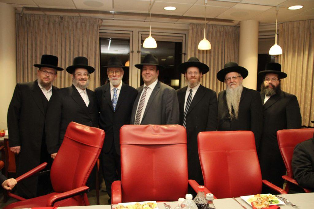 "The Rabbinical Alliance of America Celebrates the Life of HaRav Gershon Tannenbaum, ZT""L - The Jewish Voice"