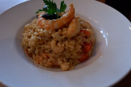 Risotto is love.