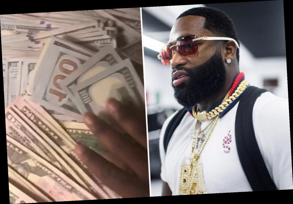 Adrien Broner jailed for contempt of court after flaunting cash on  Instagram despite claiming he was broke | thejjReport