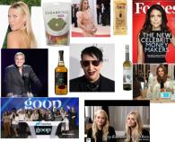 celebrity startup