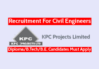 KPC Projects Ltd Recruitment For Civil Engineers