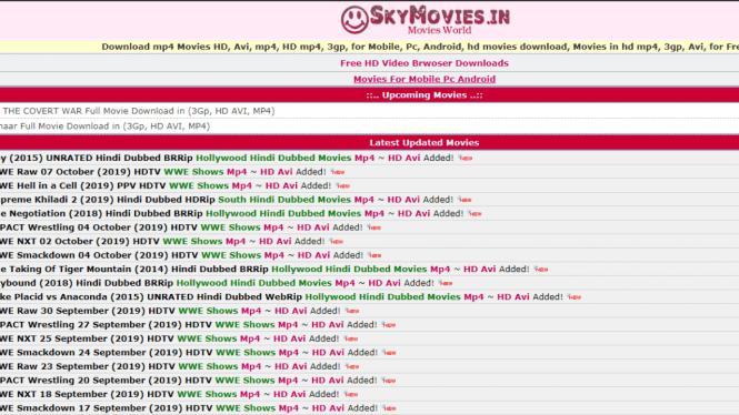 SkyMovies download in hd