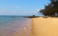 Down at the beach at Garrathalala.