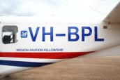 BPL - The Closed Charter plane