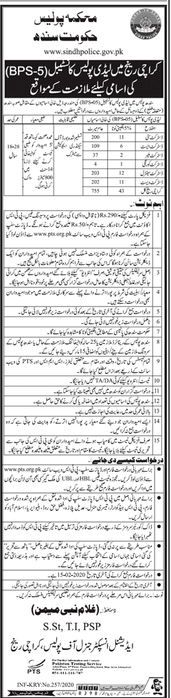 Police Department Jobs 2020