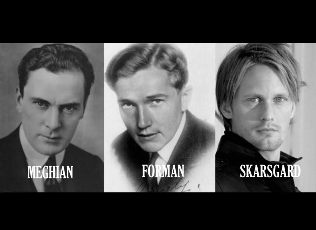 Tom Meghian, Tom Forman, Alexander Skarsgard
