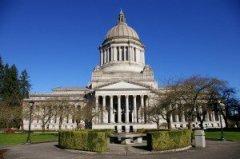 WA State Capitol.