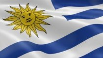 Uruguay's flag.