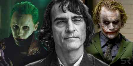 Joaquin Phoenix joker thoughts