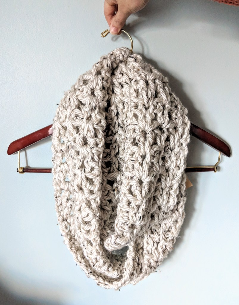 Free Scarf Pattern  The Delightful Infinity