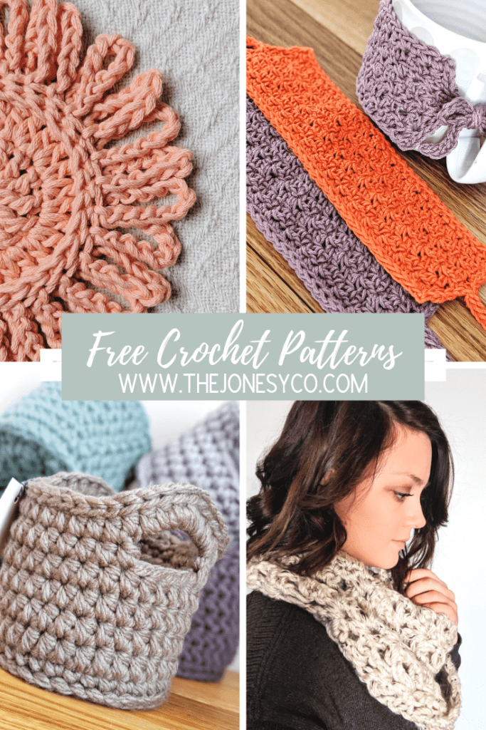 Free Patterns  The Jonesy Co.