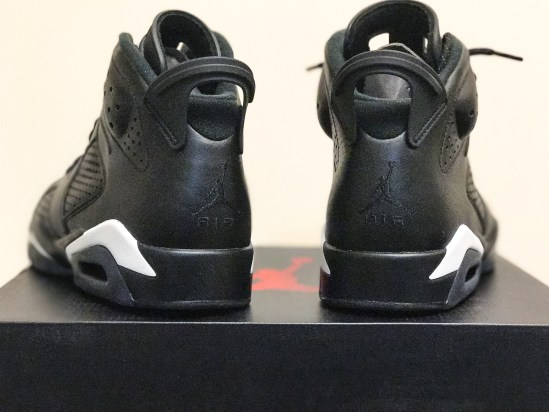 """Air Jordan Retro 6 """"Black Cat"""""""
