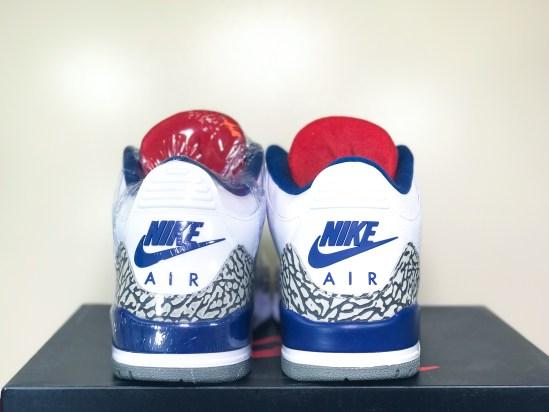 """Air Jordan 3 """"OG True Blue"""""""