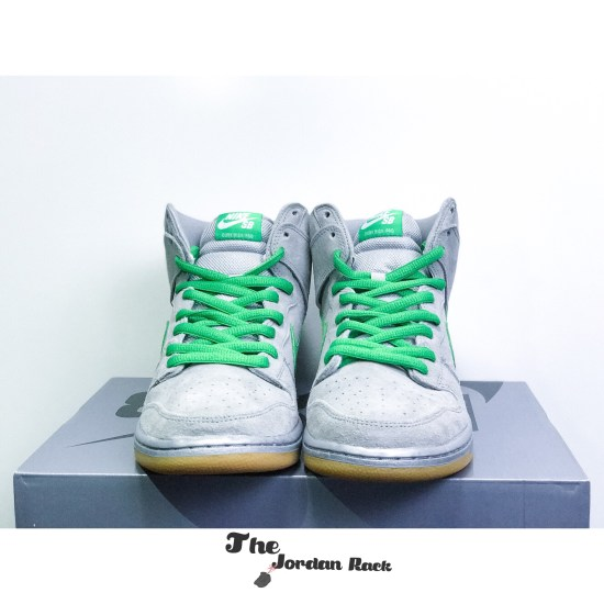 "Nike SB High ""Silver Box"""