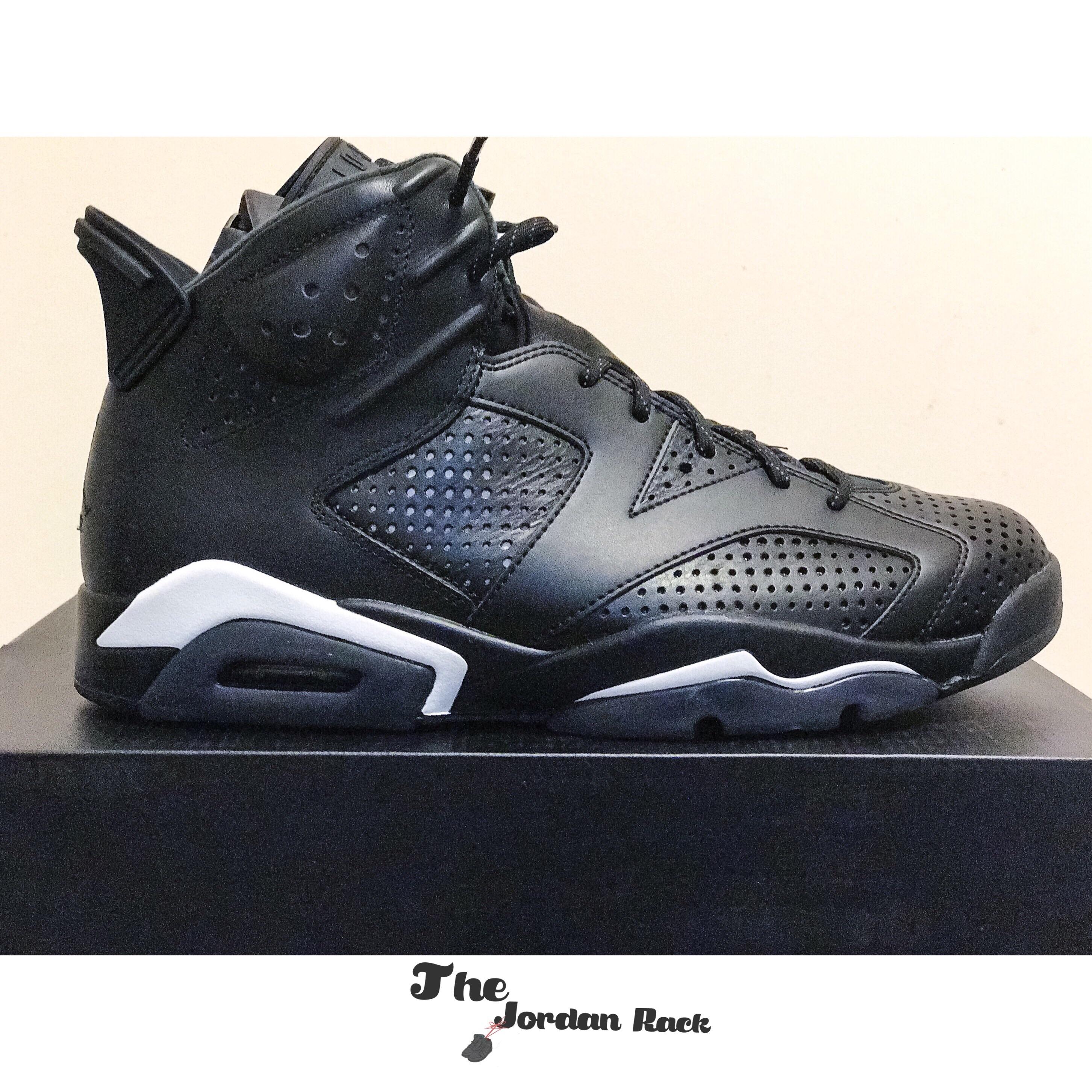 """Air Jordan Retro 6 """"Black Cat"""" – The"""