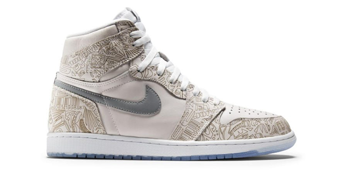"Air Jordan 1 Retro ""Laser"" 30th Anniversary Edition"