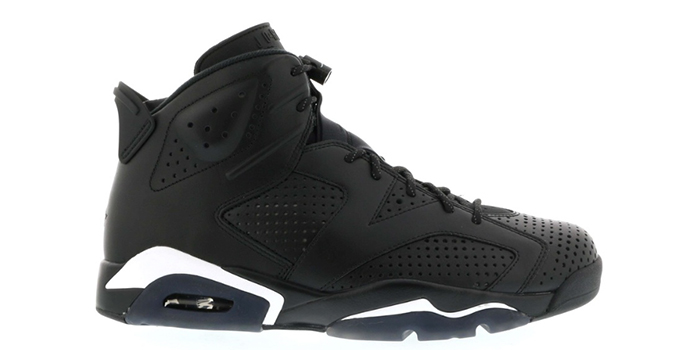 "Air Jordan Retro 6 ""Black Cat"""