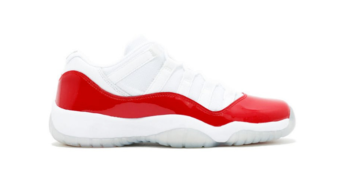"Air Jordan Retro 11 Low ""Cherry"""