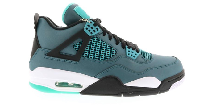"Air Jordan Retro 4 ""Teal"""