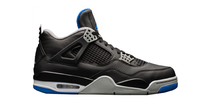 "Air Jordan Retro 4 ""Motorsports Alternate"""