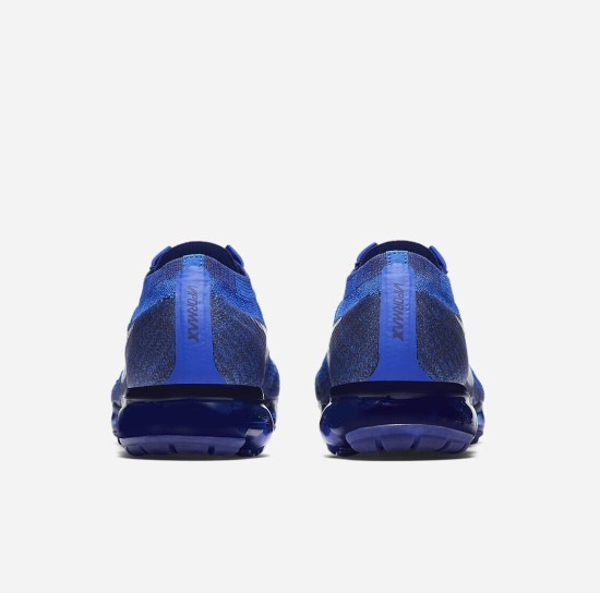 Nike Air VaporMax SE Laceless Racer Blue