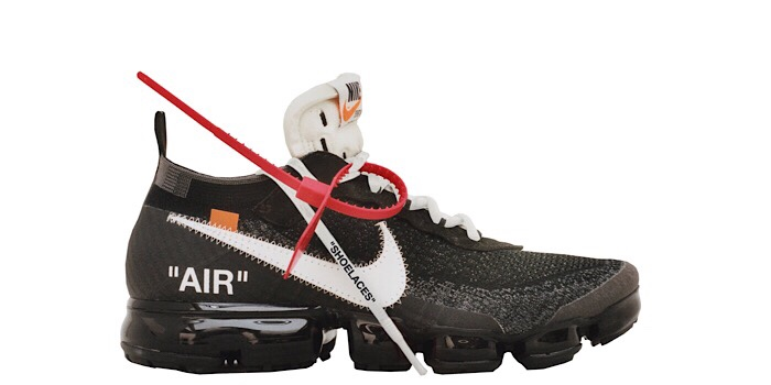 "Nike Air Vapormax ""Off-White"""