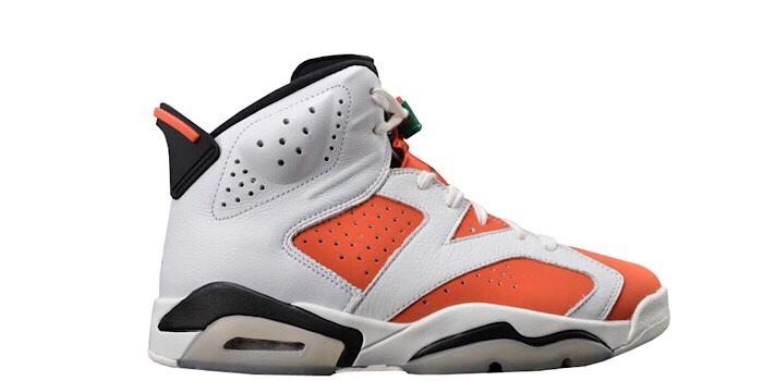"differently 17fce beac1 Air Jordan Retro 6 ""Gatorade Like Mike"""