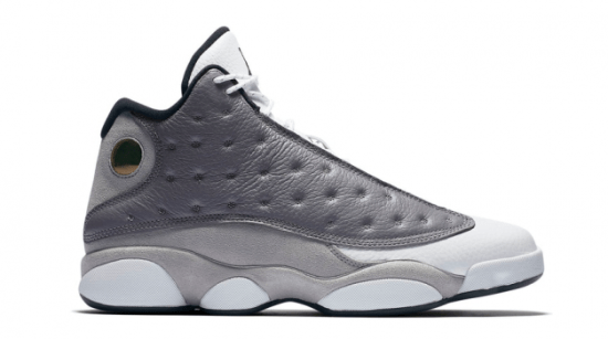"Air Jordan Retro 13 ""Atmosphere Grey"""