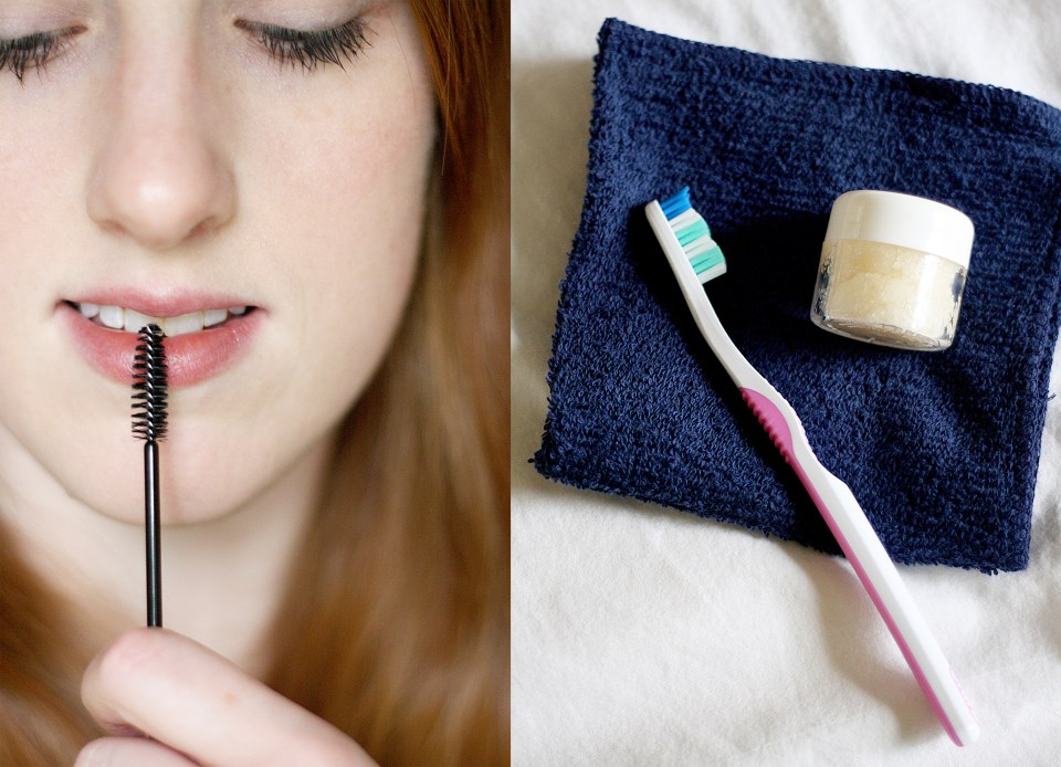 5 ways to clean your lips before applying LipSense