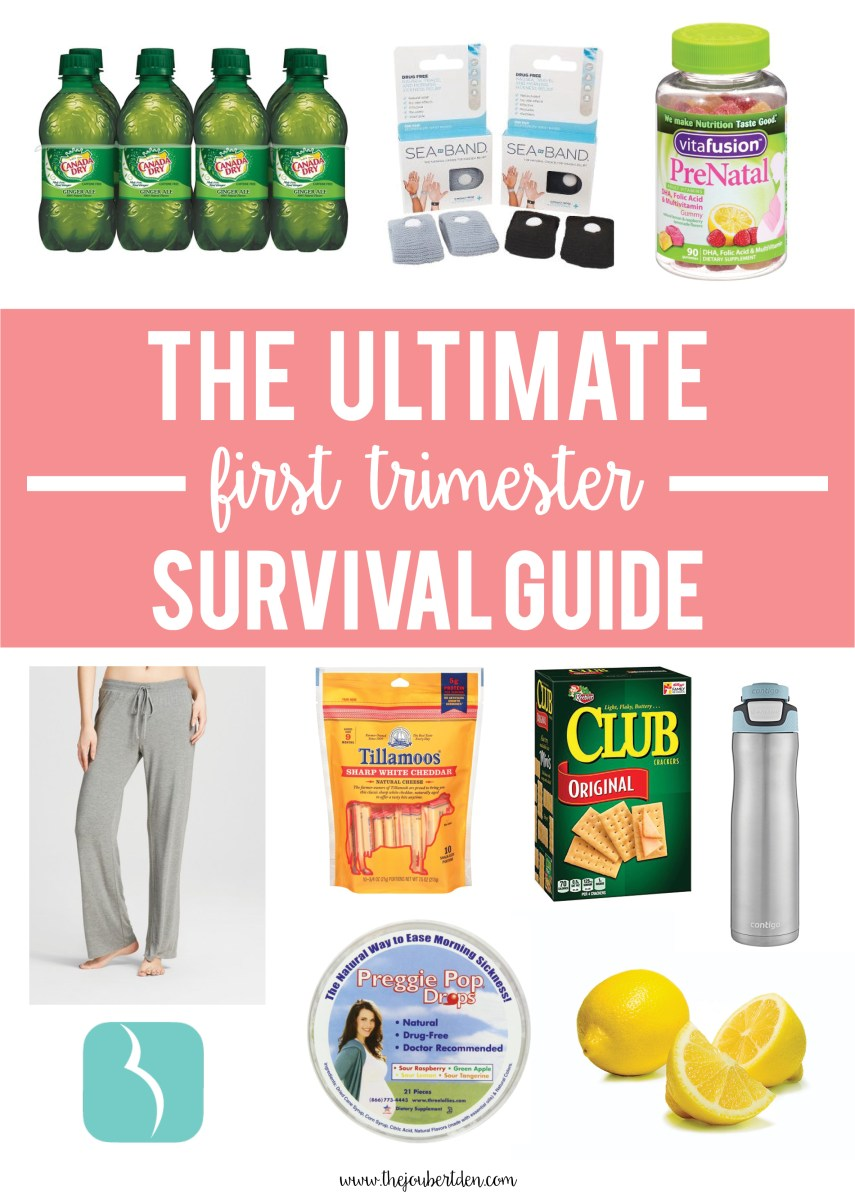 The Ultimate First Trimester Survival Guide