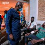 ENDSARS: Governor Sanwoolu says 'It was out of State Control'
