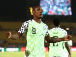 A Single Point for the Super Eagles