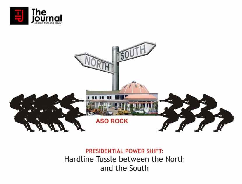 Presidential Power Shift: Hardline Tussle between the North and the South