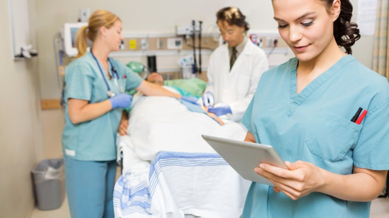 Technology In Nursing Today