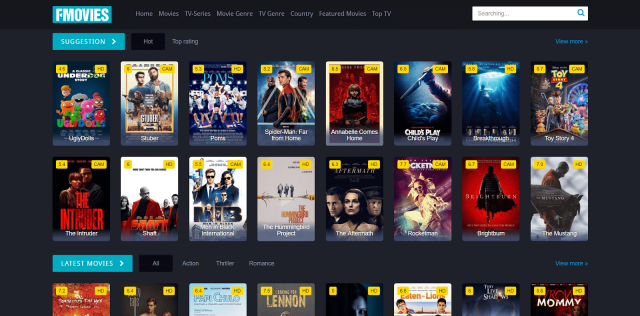 FMovies Reviews Features and Pricing
